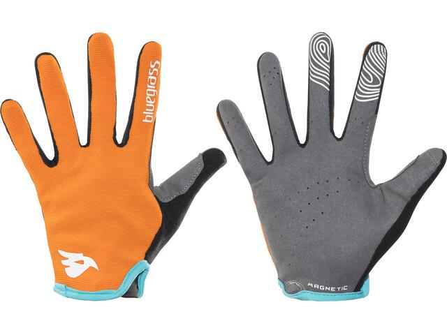 bluegrass Magnete Lite Gloves orange/white